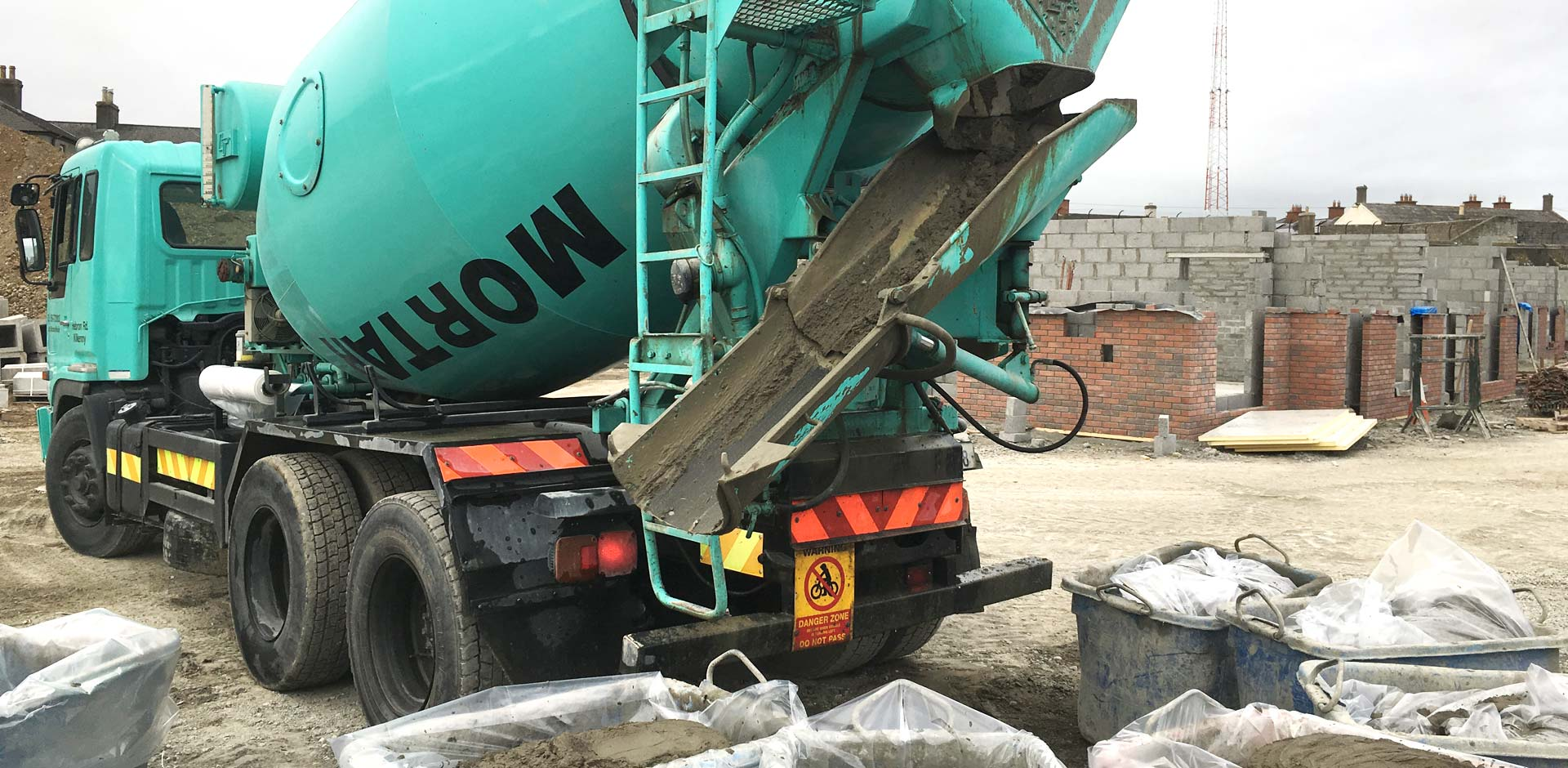 Trowel Ready Mortar Kilkenny