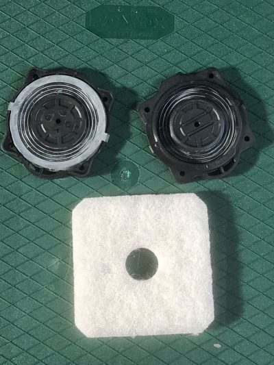 Replacement Air filter & Diaphrams for Secoh AirPump