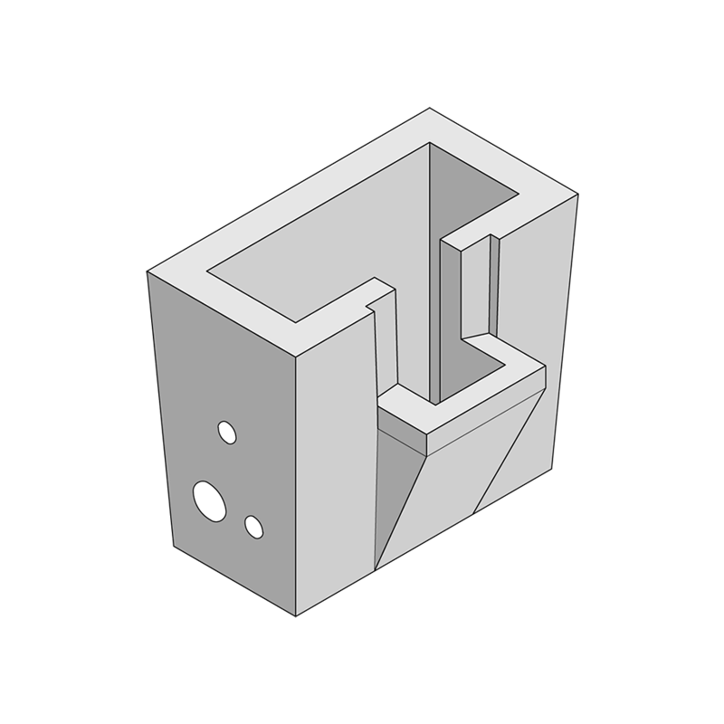Kilkenny Precast Concrete - ESB Micro Pillar Vault