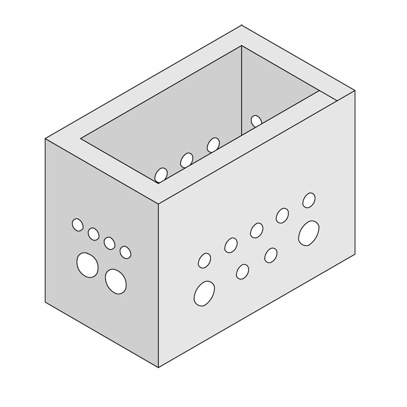 Kilkenny Precast Concrete - Junction Box Eircom JB12