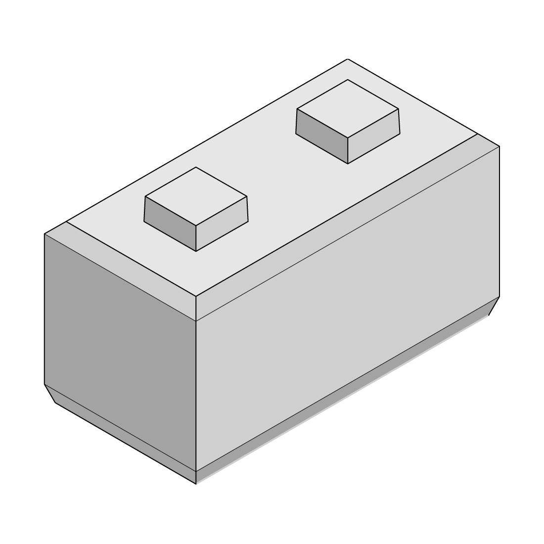 Kilkenny Precast Concrete - Lego Block