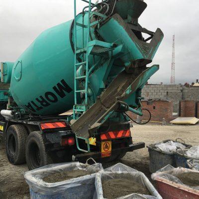 Kilkenny Precast Concrete - Trowel Ready Mortar