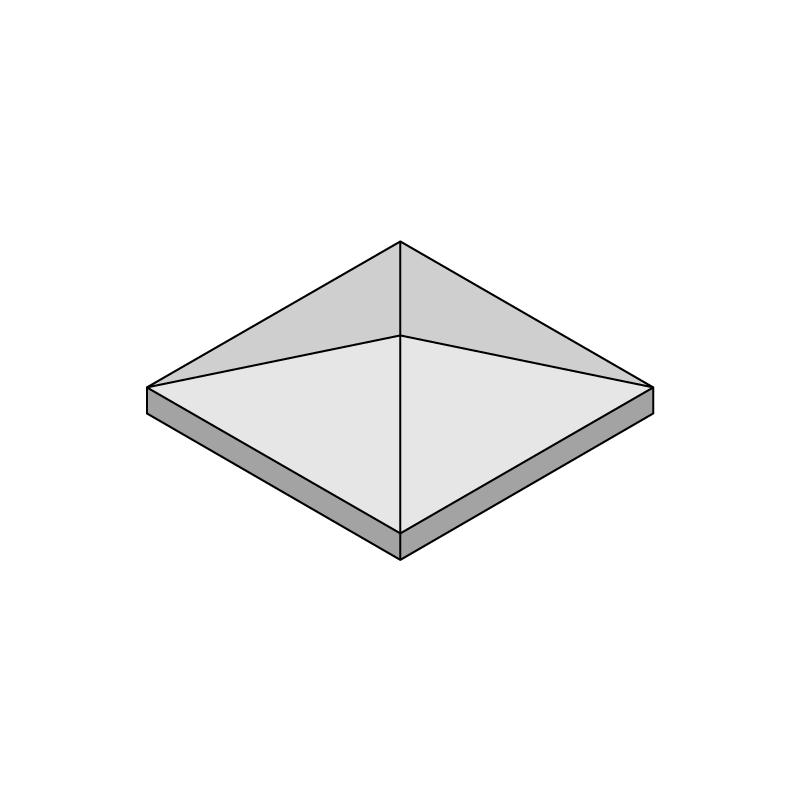 Kilkenny Precast Concrete -Standard Pier Caps