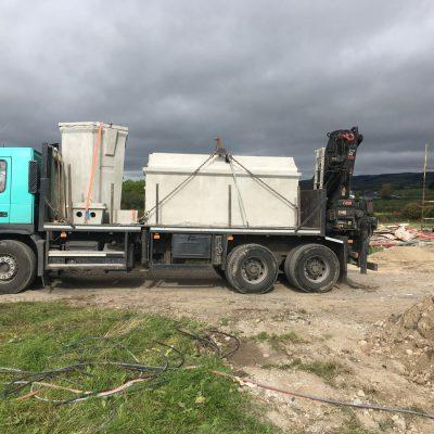 Kilkenny Precast Concrete - Septic Tanks
