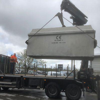 Kilkenny Precast Concrete - Certified Septic Tanks